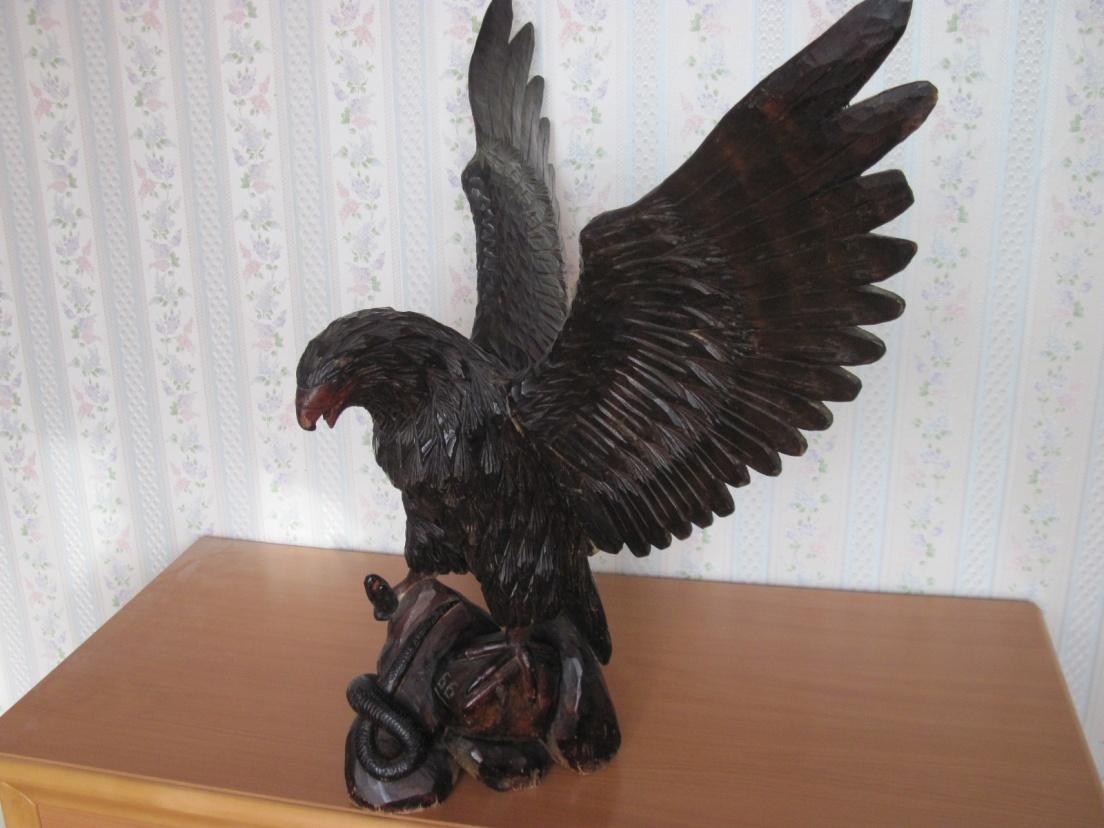 Как сделать орла из рук 759