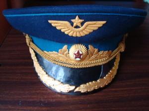 Фуражка летчика. : Советский Союз