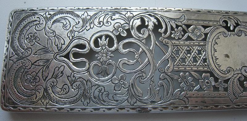 Художественная резьба по металлу