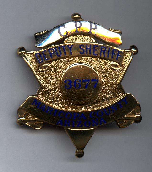 Как сделать полицейский жетон своими руками