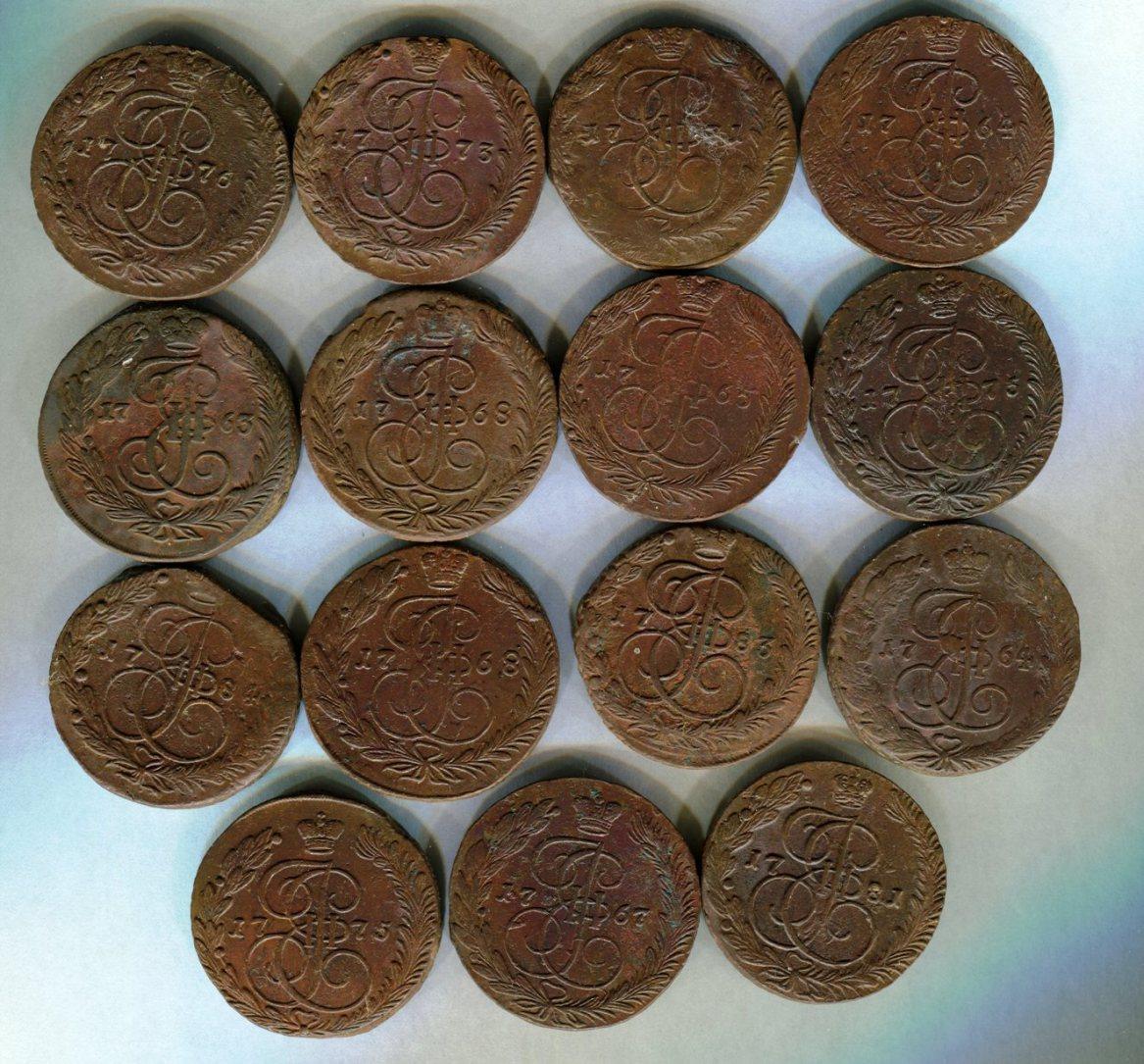 Фото редких старинных монет этой работе