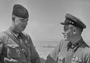 Солдаты ВОВ №42 - Офицер инженерных войск, 1941–1942гг