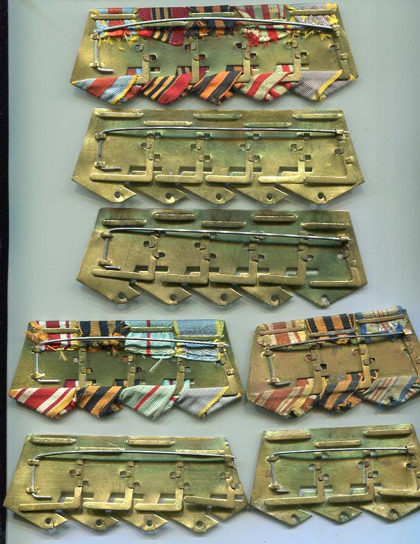 Медали колодки ленты