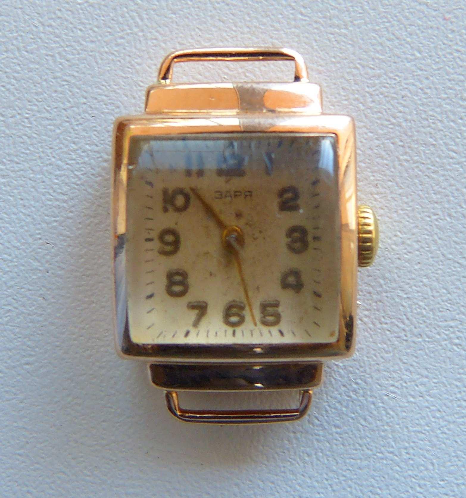 17 ссср камней чайка стоимость часы