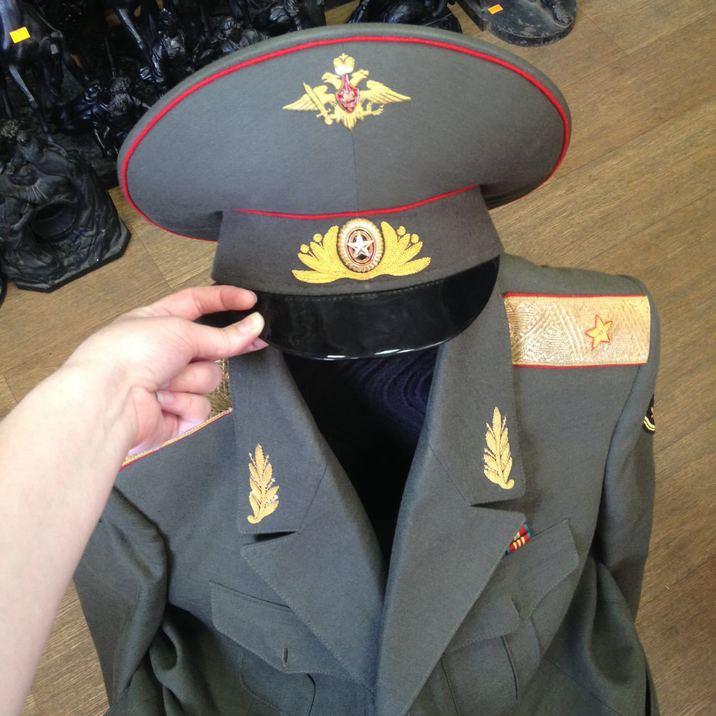 сфотографировать себя форме генерала шаурма