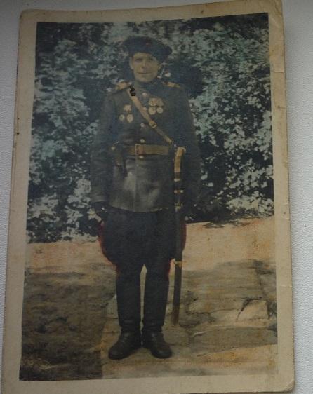 1941 3-я гвардейская кавалерийская мозырская дивизия