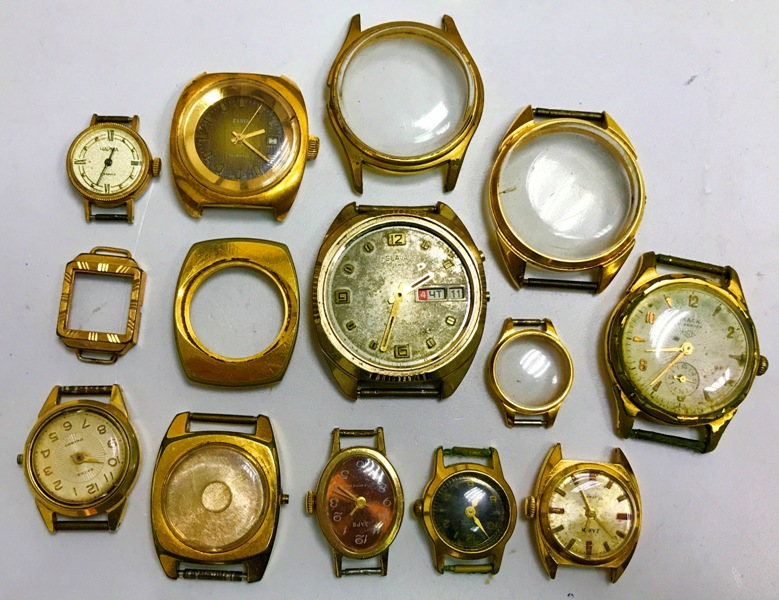 Часов от продам корпус женские с браслетом часы ссср продать золотые