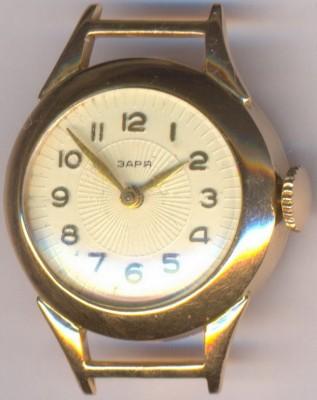 купить золотые часы заря женские ссср